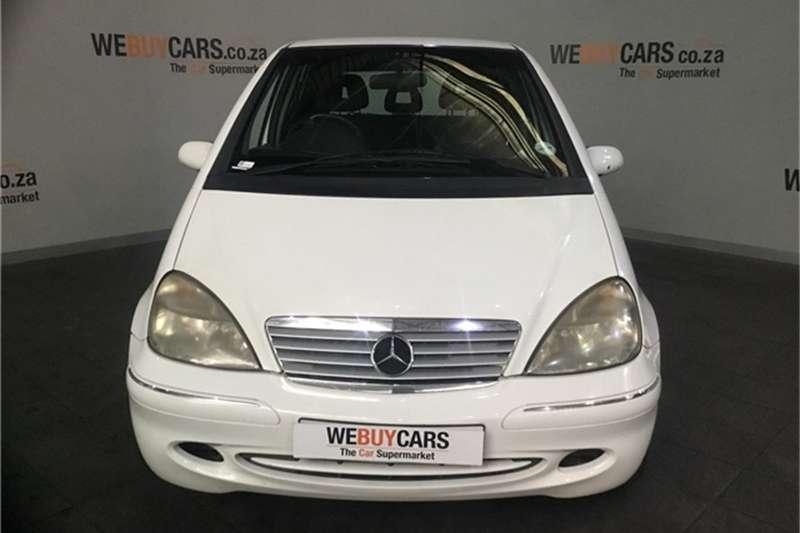 Mercedes Benz A Class 2001