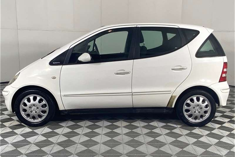 Used 2002 Mercedes Benz A Class