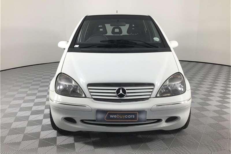 Mercedes Benz A Class 2003