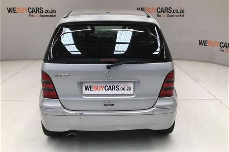 Mercedes Benz A Class 2004