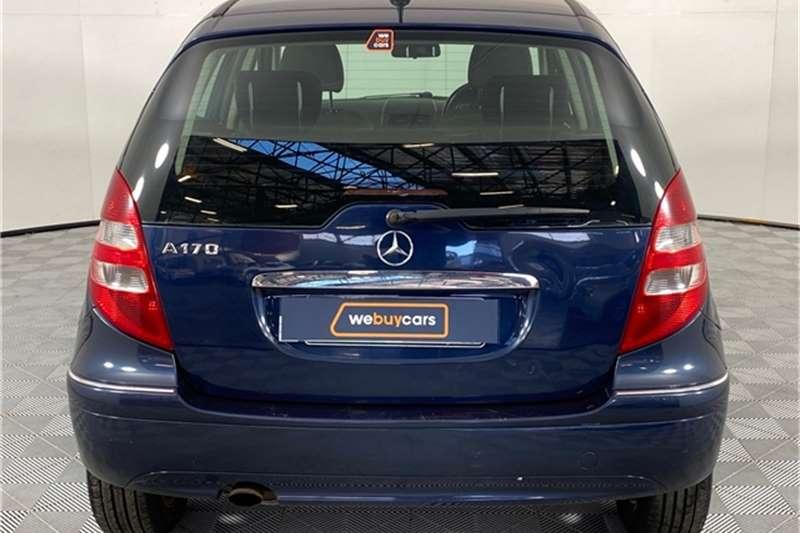 2005 Mercedes Benz A Class