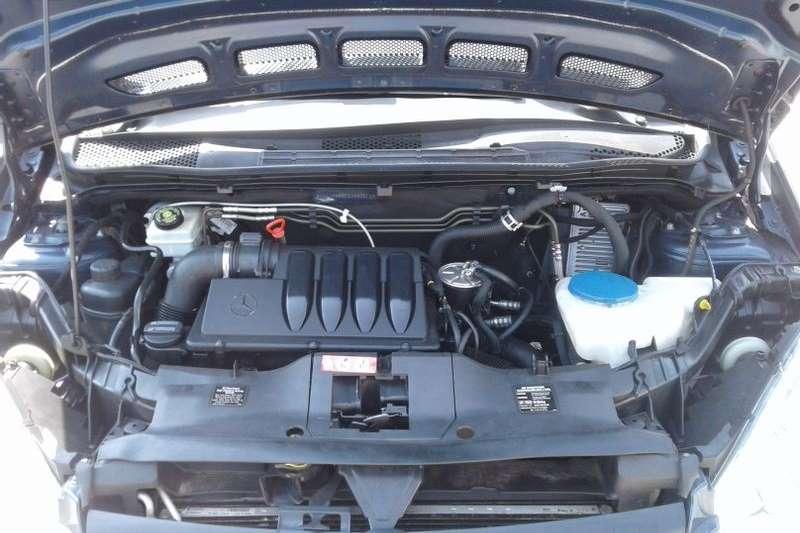 2007 Mercedes Benz A Class