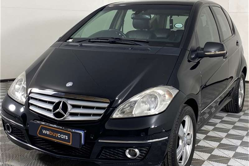 Used 2008 Mercedes Benz A Class