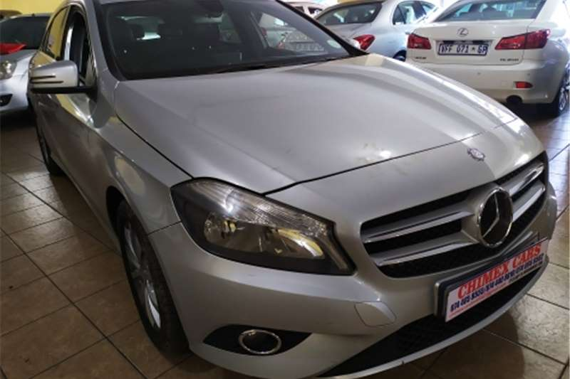 Used 2015 Mercedes Benz A Class