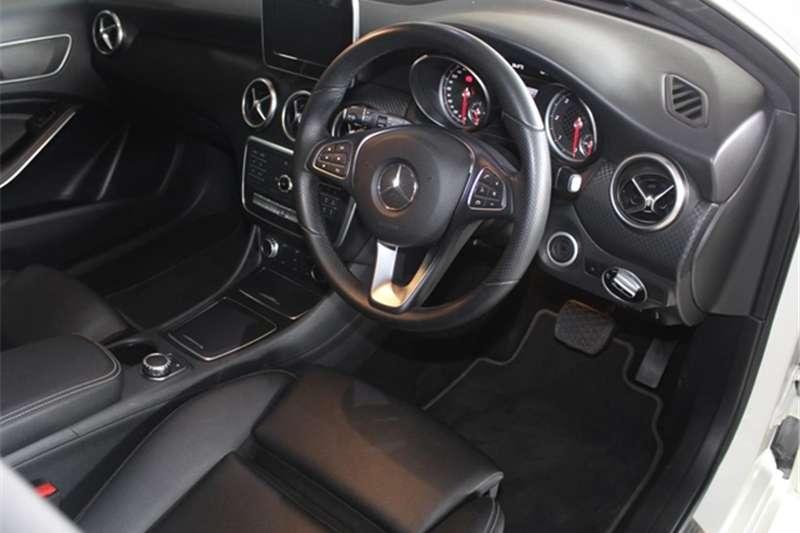 Mercedes Benz A Class 2016