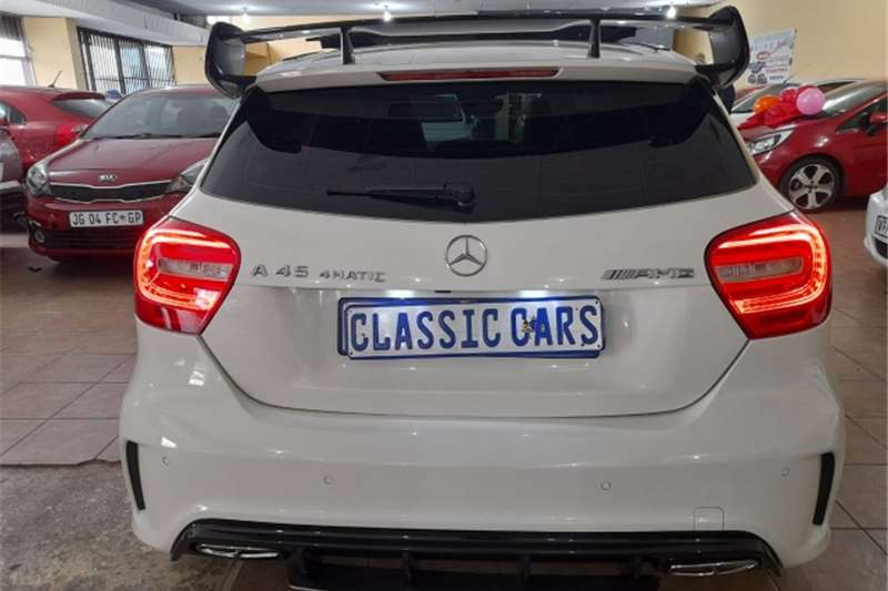 Used 2016 Mercedes Benz A Class