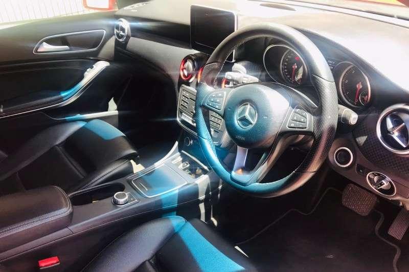 2017 Mercedes Benz A Class