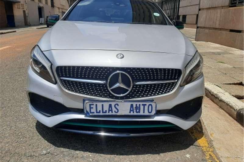 Mercedes Benz A Class 2017