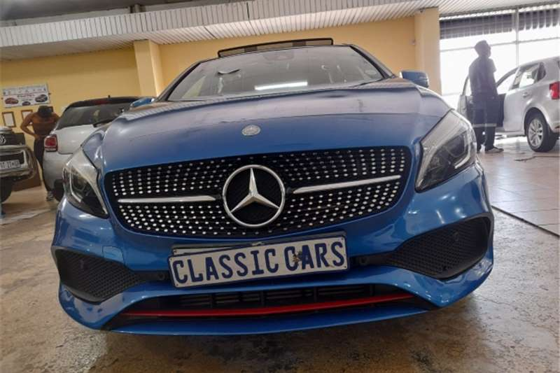 Used 2017 Mercedes Benz A Class