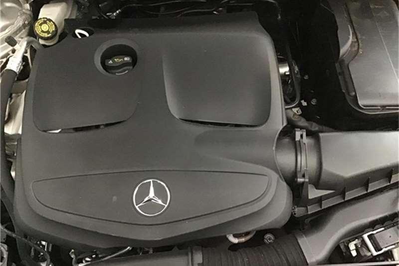 Mercedes Benz A Class 2018