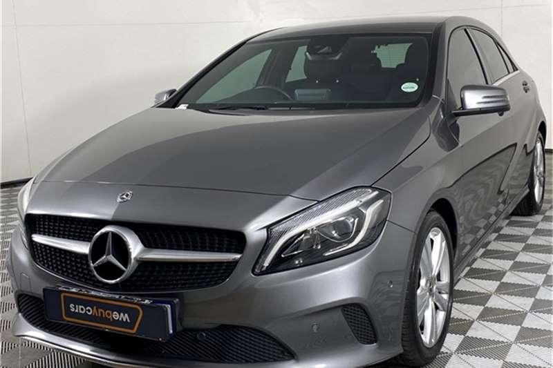 2018 Mercedes Benz A Class