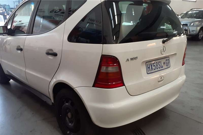 Used 2002 Mercedes Benz A Class A 170 CLASSIC