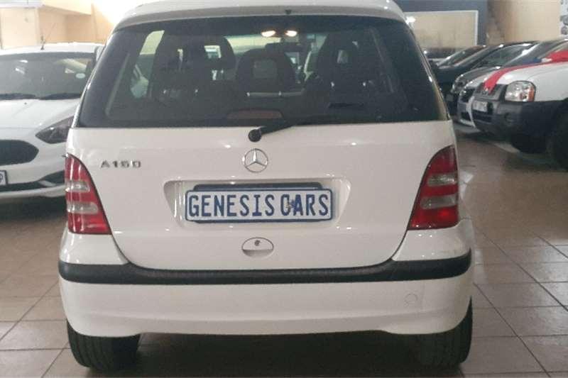 2006 Mercedes Benz A Class A 170 CLASSIC