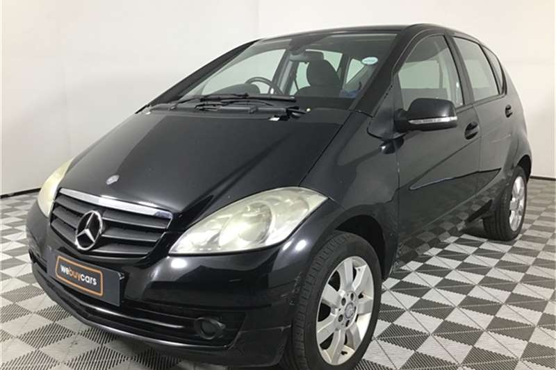Used 2008 Mercedes Benz A Class A 170 CLASSIC