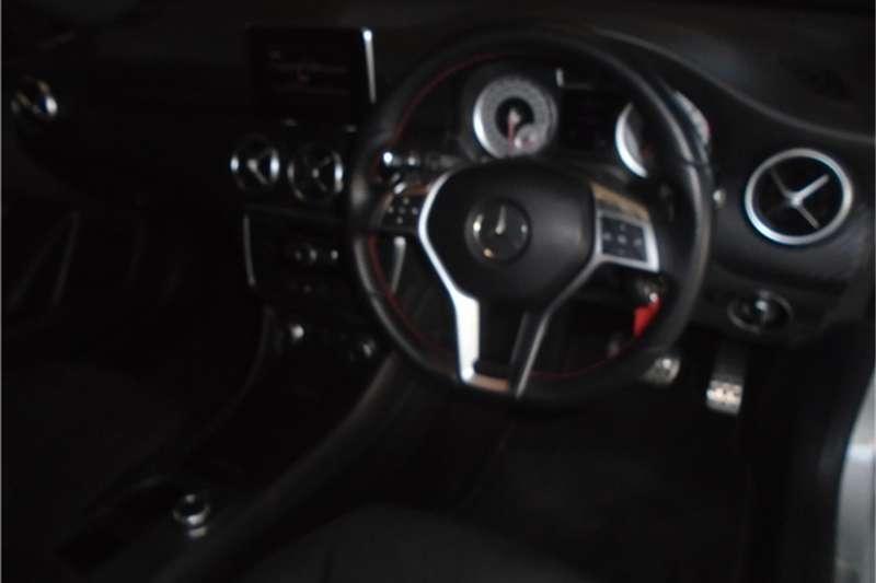 Mercedes Benz A Class A 180 CDI BE AMG SPORT A/T 2013