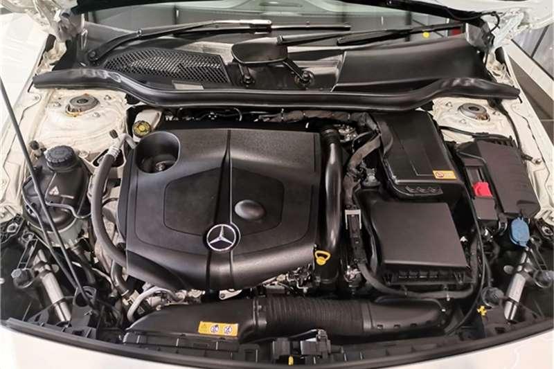 Mercedes Benz A Class A 180 CDI BE AMG SPORT A/T 2014