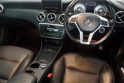 2014 Mercedes Benz A Class A 200 A/T