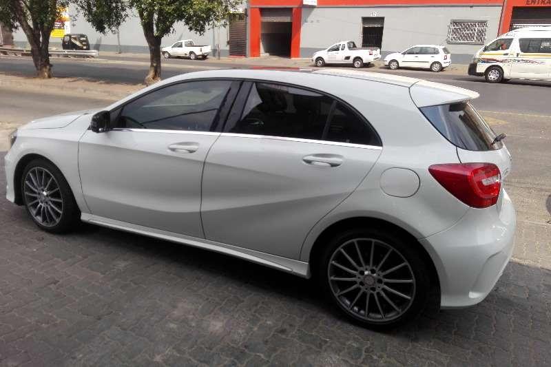 Mercedes Benz A Class A 200 A/T 2015