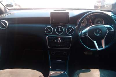 Used 2016 Mercedes Benz A Class A 200 A/T