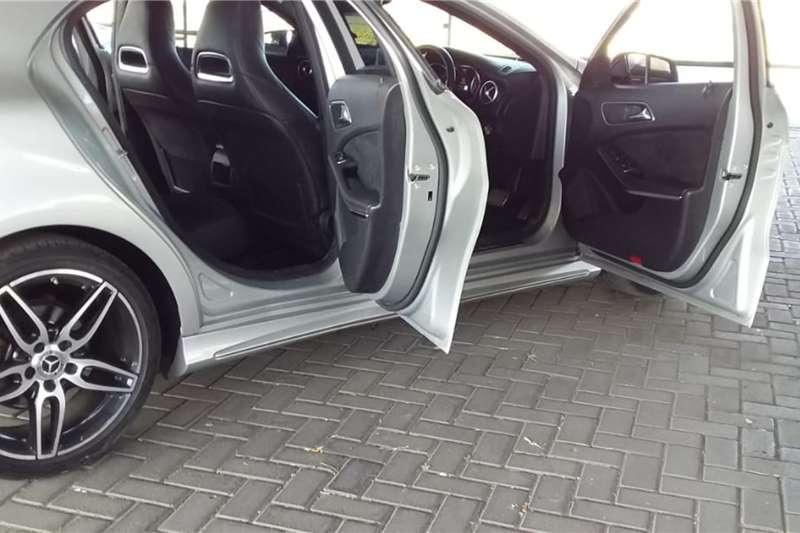 2017 Mercedes Benz A Class A 200 A/T