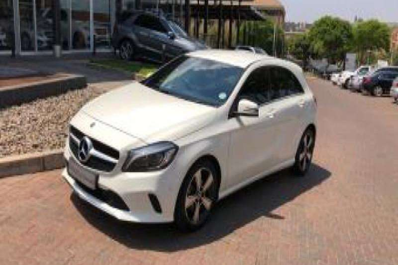 Mercedes Benz A Class A 200 A/T 2018