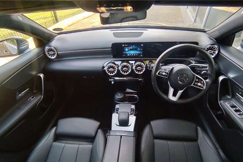 Used 2019 Mercedes Benz A Class A 200 A/T