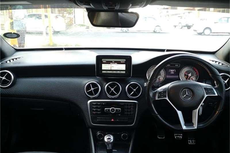 Mercedes Benz A Class A 200 BE AMG SPORT 2014