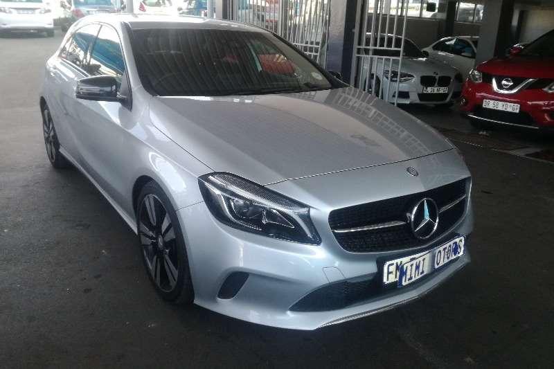 Mercedes Benz A Class A 200d Auto 2016