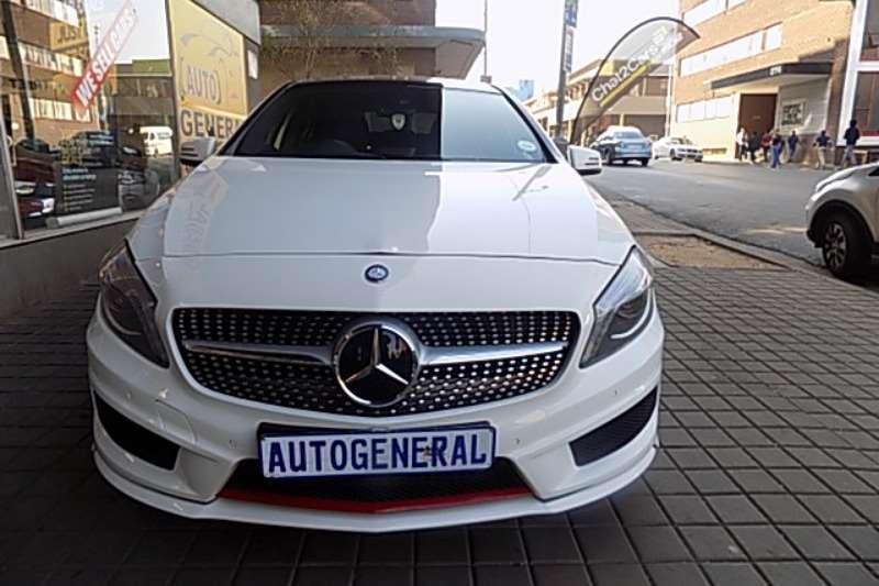 Mercedes Benz A Class A 250 AMG A/T 2014