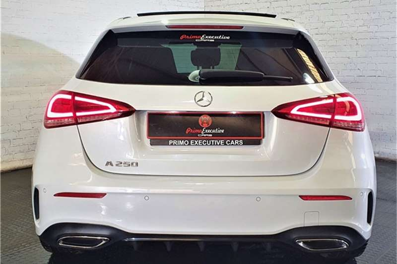 Used 2019 Mercedes Benz A Class A 250 AMG A/T