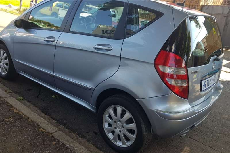 Used 2008 Mercedes Benz A Class A180
