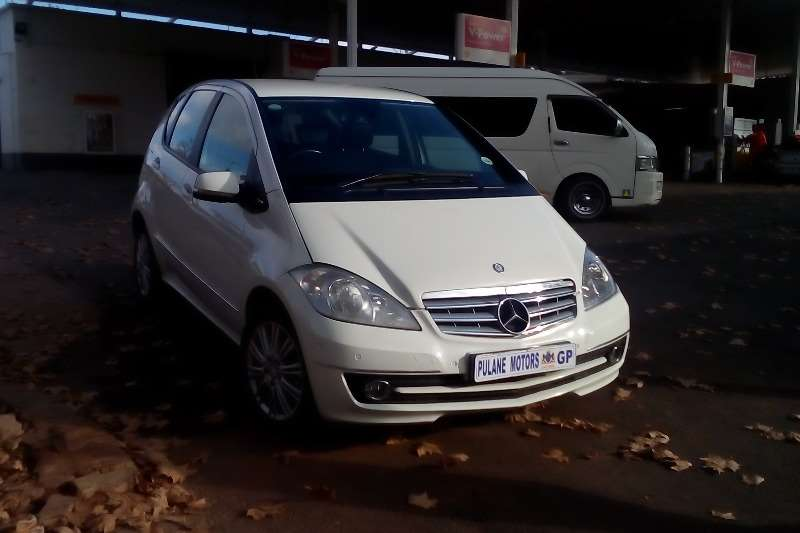 Used 2011 Mercedes Benz A Class A180