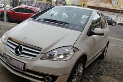Used 2010 Mercedes Benz A Class A180 auto