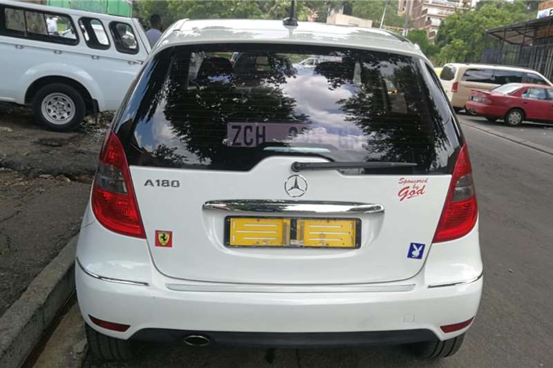 Used 2011 Mercedes Benz A Class A180 auto