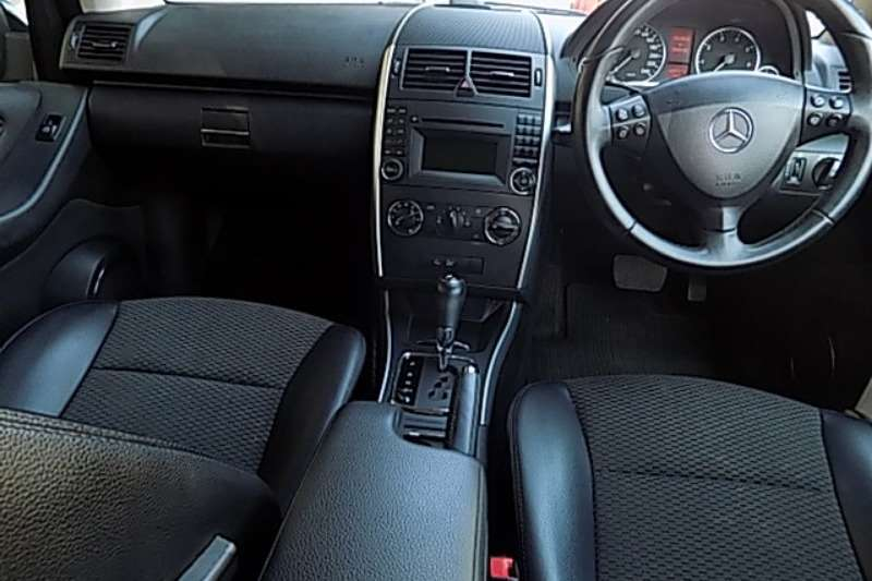 Mercedes Benz A Class A180 auto 2012