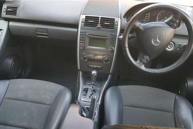 Used 2012 Mercedes Benz A Class A180 auto