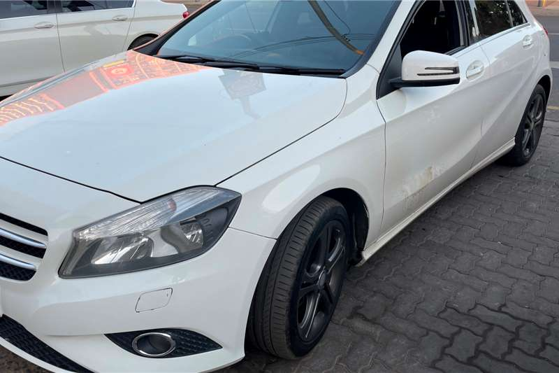 Used 2013 Mercedes Benz A Class A180 auto