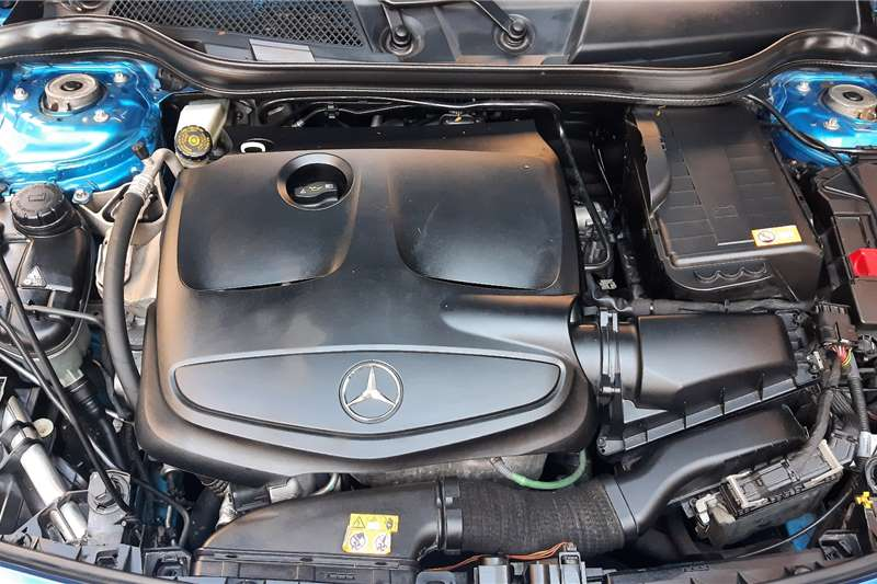 Used 2014 Mercedes Benz A Class A180 auto