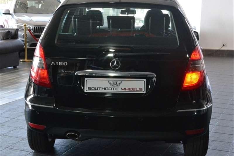 Mercedes Benz A Class A180 Avantgarde auto 2012