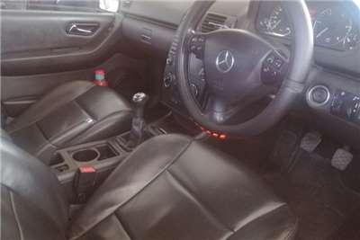 Mercedes Benz A Class A180 CDI MANUAL 2009