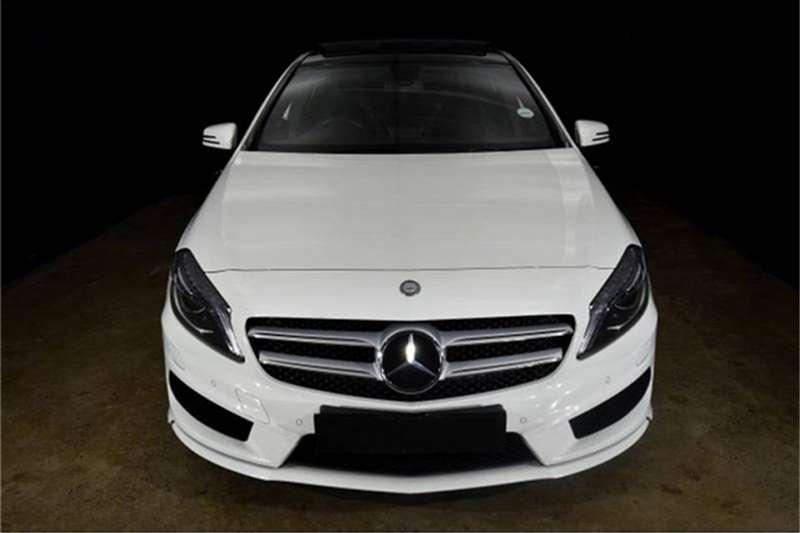 Mercedes Benz A Class A180CDI 2014