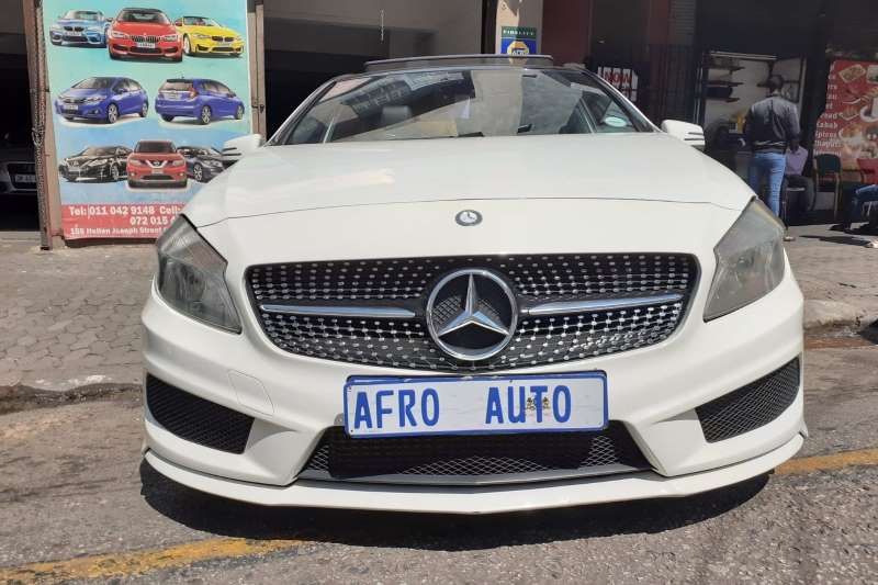 Used 2014 Mercedes Benz A Class A180CDI auto