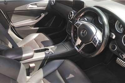 Used 2015 Mercedes Benz A Class A180CDI Avantgarde auto