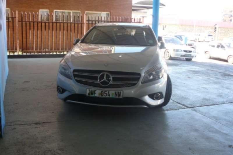 Mercedes Benz A Class A200 2013