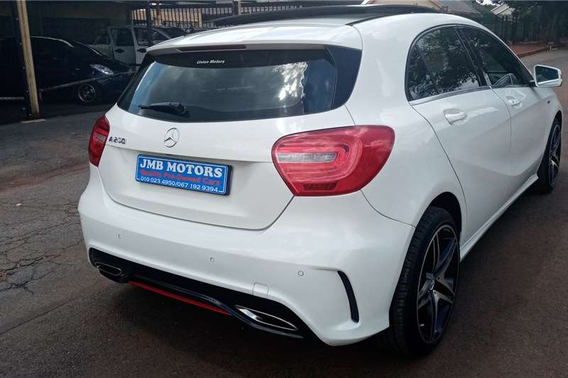 Used 2014 Mercedes Benz A Class A200