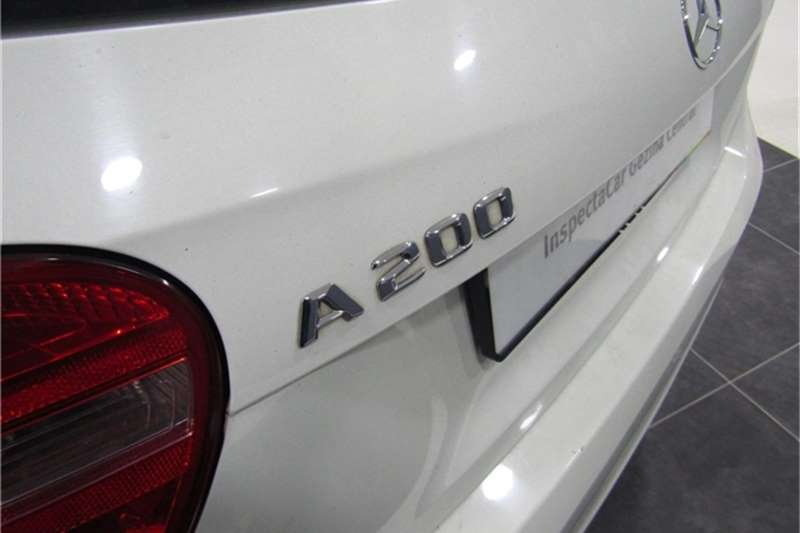 Used 2015 Mercedes Benz A Class A200
