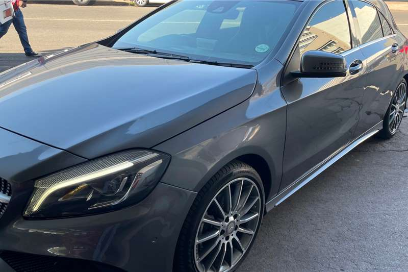 Used 2016 Mercedes Benz A Class A200 AMG Line auto