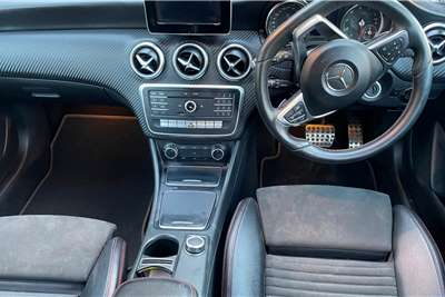 Used 2017 Mercedes Benz A Class A200 AMG Line auto