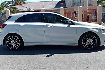 Used 2018 Mercedes Benz A Class A200 AMG Line auto