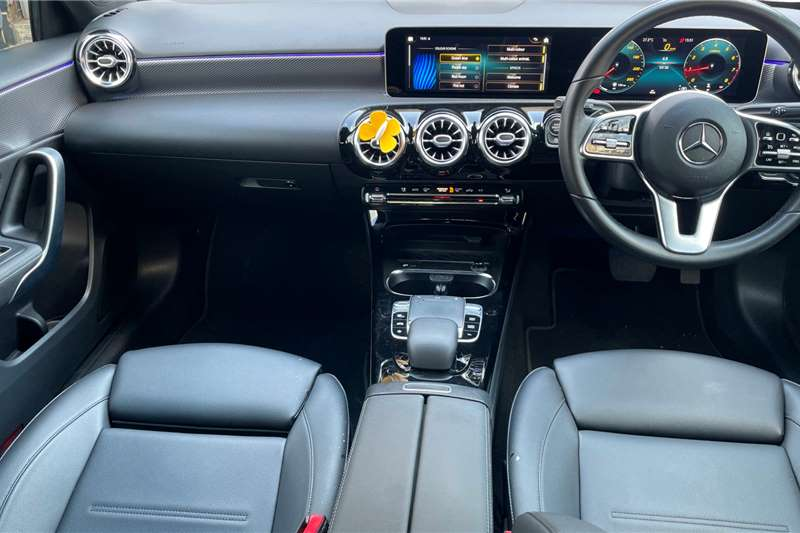 Used 2019 Mercedes Benz A Class A200 AMG Line auto